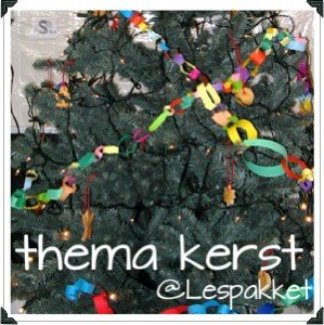 thema kerst - Lespakket