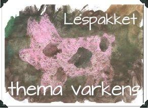thema varkens - Lespakket