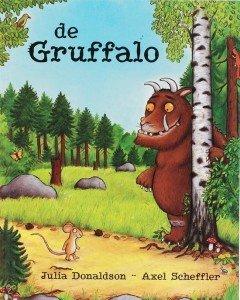 gruffalo - thema herfst - Lespakket