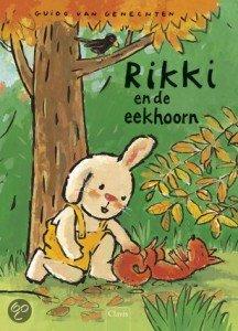 rikki en de eekhoorn - thema herfst - Lespakket