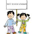 Een nieuw schooljaar - deel 2 de eerste schoolweek