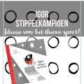 igor stippelkampioen - ideeën voor het thema sport - Juf Bianca