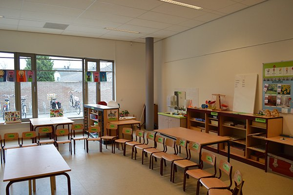Een kijkje in de klas bij Simone - Lespakket