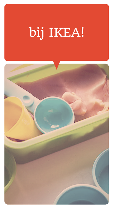 zelf klei maken - ijsjes maken - thema zomer - Lespakket