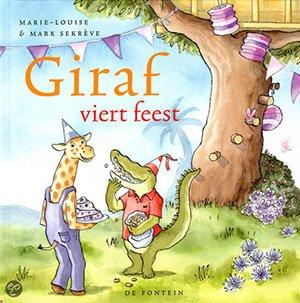 giraf viert feest - Lespakket