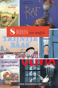 8 boeken over knuffels - Lespakket