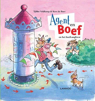 Kinderboekenweek 2014 - Agent en Boef en het boefvangfeest - Lespakket