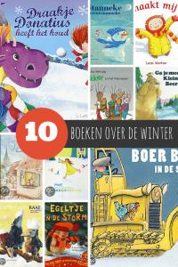 Thema winter - nog eens 10 prentenboeken - Lespakket