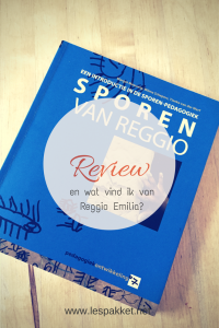 Review: Sporen van Reggio - Lespakket