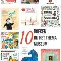 10 boeken bij het thema museum - Juf Bianca
