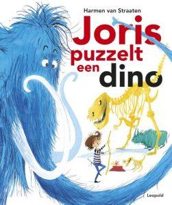 Joris puzzelt een dino - prentenboeken over mindset - Juf Bianca