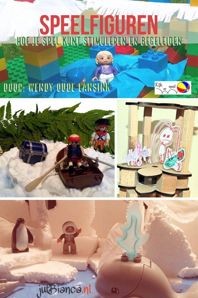 Speelfiguren - hoe je spel kunt begeleiden en stimuleren - Kijk op spel - Juf Bianca