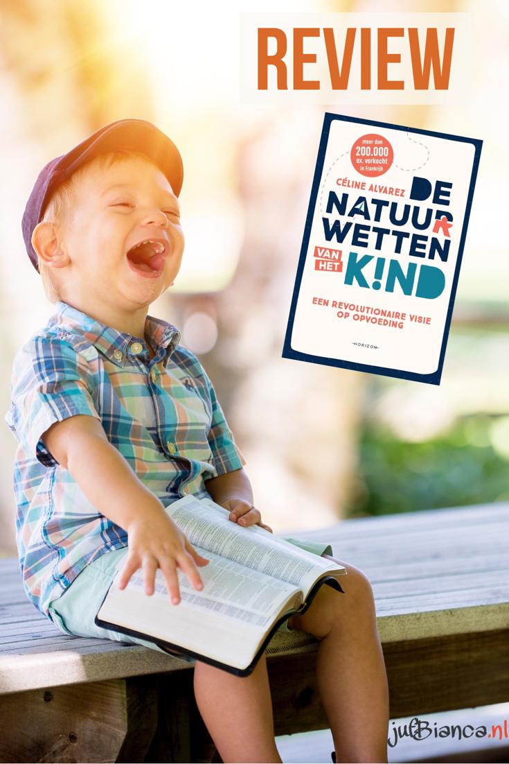 De natuurwetten van het kind - review - Juf Bianca