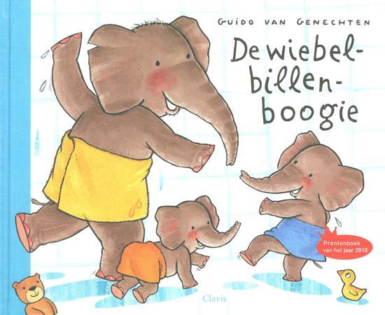 De Wiebelbillenboogie - Boeken over vaders en moeders - Juf Bianca