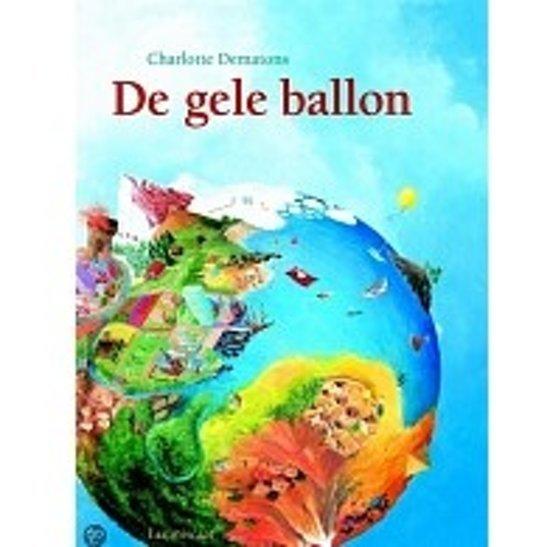 De gele ballen - boeken over reizen - Juf Bianca