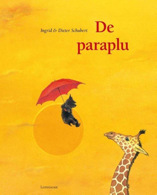 De paraplu - boeken over reizen - Juf Bianca