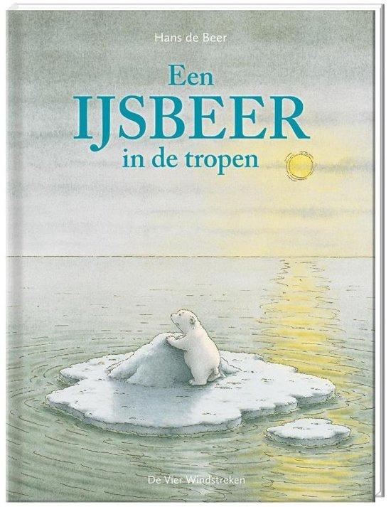 Een ijsbeer in de tropen - boeken over reizen - Juf Bianca
