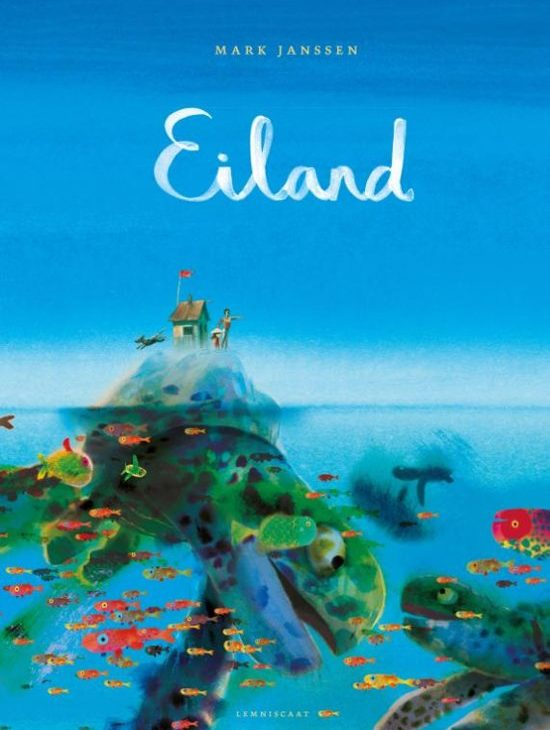 Eiland - boeken over reizen - Juf Bianca