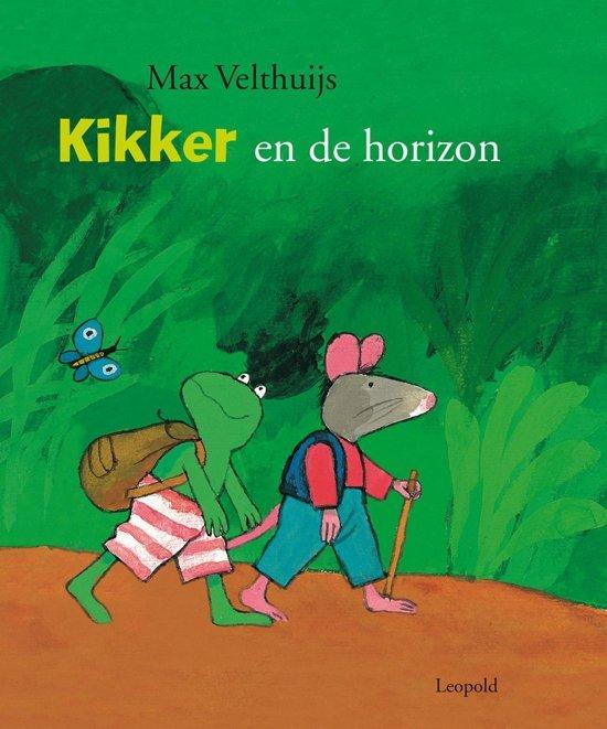 Kikker en de horizon - boeken over reizen - Juf Bianca