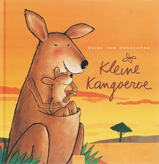 Kleine Kangoeroe - Boeken over vaders en moeders - Juf Bianca