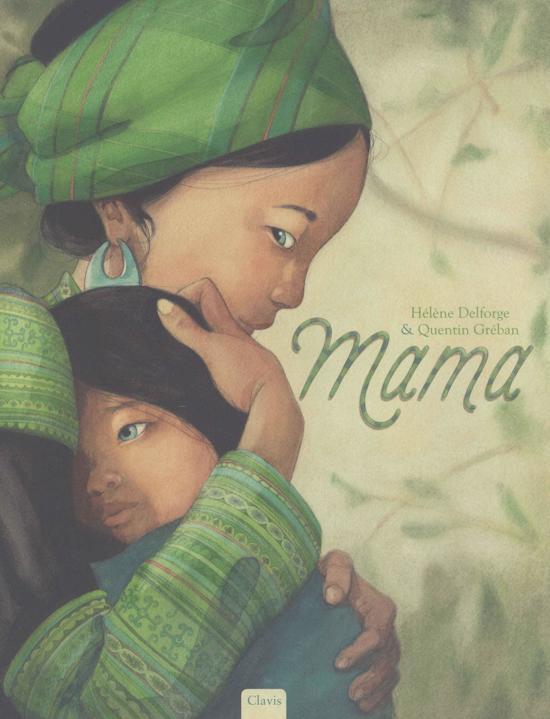 Mama - Boeken over vaders en moeders - Juf Bianca