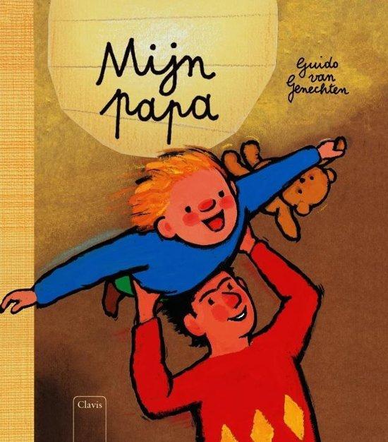 Mijn papa - Boeken over vaders en moeders - Juf Bianca