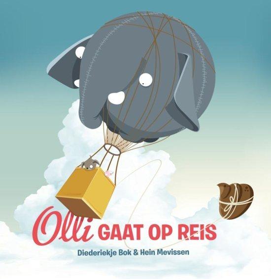 Olli gaat op reis - boeken over reizen - Juf Bianca