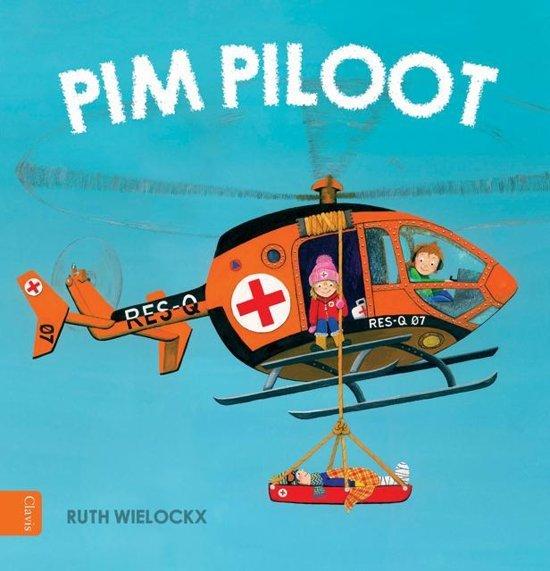 Pim Piloot - Boeken over voertuigen - Juf Bianca