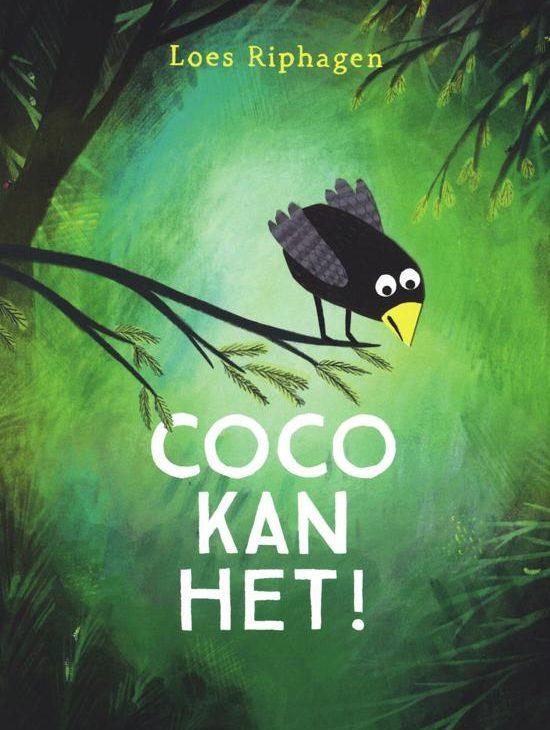 Coco kan het! - prentenboeken over mindset - Juf Bianca