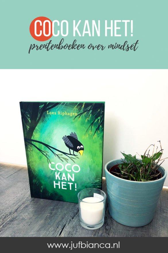 Prentenboeken over mindset - coco kan het - Juf Bianca